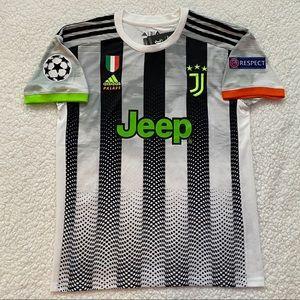 Cristiano Ronaldo Juventus Away Soccer Jersey